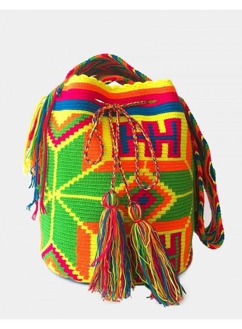 Sac Mochila Wayuu Colombien