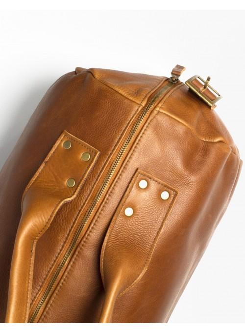 Bolso barrel en cuero BagBox