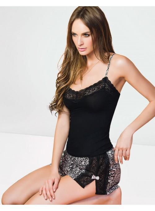 Pijama pantalón corto